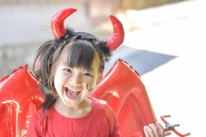 子供のハロウィンコスプレは遊び心がいっぱい!