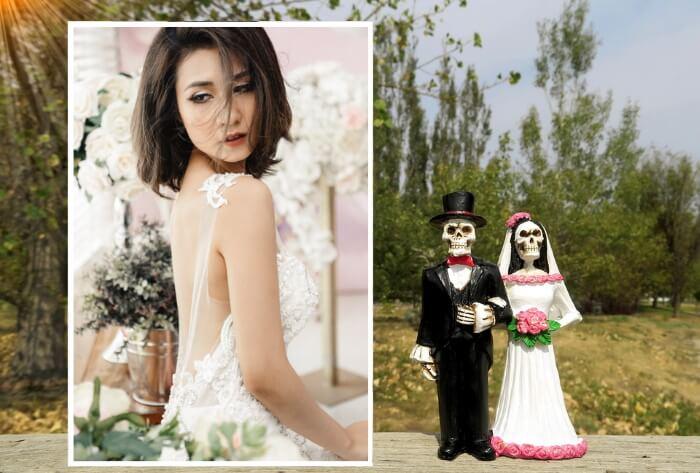 おすすめペア衣装7花嫁&花婿