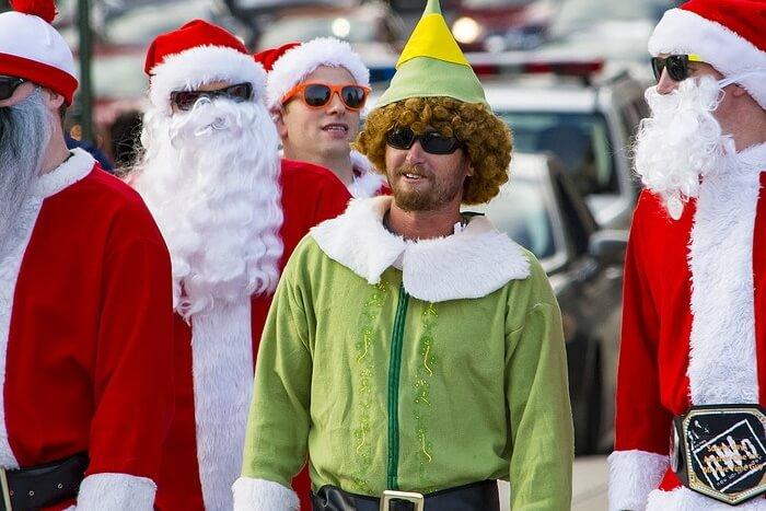 クリスマスモチーフで選択