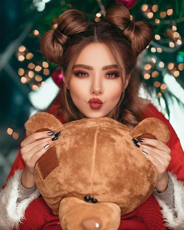 クリスマスの主役はセクシーサンタコス!!